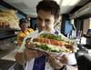 Man vs Food : chroniques carnivores
