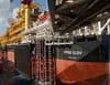Chantier XXL : pétrolier