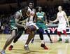 Basket-ball - Limoges / Monaco