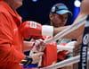 Boxe - Samy Anouche (Fra) / Mariano Hilario (Esp)