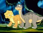 Le petit dinosaure : Petit-Pied et son nouvel ami