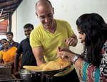 David Rocco, la dolce India