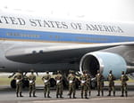 Air Force One, l'avion présidentiel américain