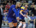 Volley-ball - France / Pologne