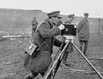 Dans la peau du premier cameraman de guerre