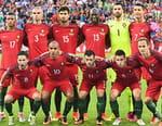 Football - Pologne / Portugal