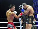 Kick-boxing - Glory of Heroes 2016