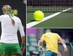 Tennis - Richard Gasquet (Fra) / John Millman (Aus)