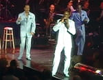 The Four Tops Live in Las Vegas