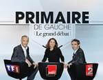 Primaire de Gauche : le grand débat