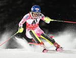 Ski - Slalom dames du combiné alpin