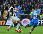 Football - Juventus Turin (D1) / Naples (D1)