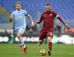 Football - Lazio Rome (D1) / AS Roma (D1)