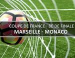 Football - Marseille (L1) / Monaco (L1)
