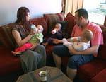 Jumeaux, triplés, quadruplés : quand ma famille devient XXL