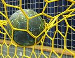 Handball - Saint-Raphaël (Fra) / Füchse Berlin (Deu)