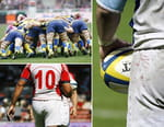 Rugby - Racing 92 / Clermont-Auvergne