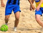 Beach soccer - 1er groupe D / 2e groupe C