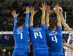 Volley-ball - France / Ukraine