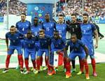 Football - France / Paraguay