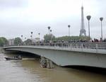Paris sous les eaux : la grande crue
