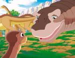 Le petit dinosaure : Les longs cous et le cercle de lumière