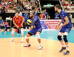 Volley-ball - France / Pays-Bas