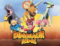 Dinosaur King : Panique à Monaco