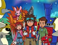 Digimon Fusion : Chaos dans la zone des îles