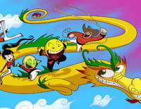 Xiaolin Chronicles : Chase Young pond un oeuf