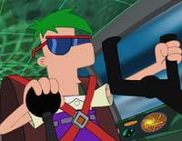 Phineas et Ferb : Les chroniques de Mip
