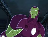 Marvel avengers rassemblement : Les doutes d'Iron Man