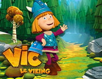 Vic le Viking 3D : Attention au loup