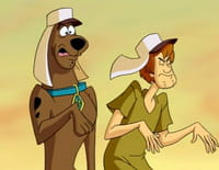 Scooby-Doo au pays des pharaons