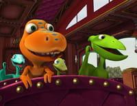 Le Dino train : Triassique-tastique !