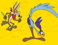 Bip Bip et Vil Coyote : A toute berzingue