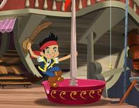 Jake et les pirates du pays imaginaire : Le super crochet de Crochet. - Les menottes