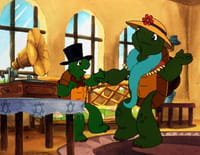 Franklin : Le spectacle de marionnettes