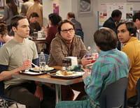 The Big Bang Theory : Une titularisation mouvementée