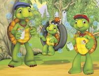 Franklin et ses amis : Franklin et le chariot tamponneur