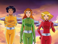 Totally Spies : Bouquets piégés