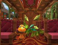 Le Dino train : La famille Papillon