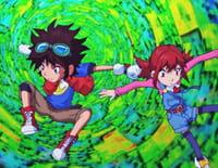 Digimon Fusion : Rivalité