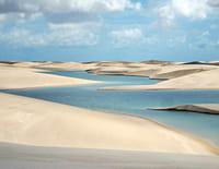 La vie secrète des lacs : Lençois Maranhenses, les lacs de sable