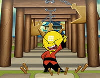 Xiaolin Chronicles : Super bouse de vache