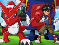 Digimon Fusion : Eruption de violence