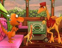 Le Dino train : L'anniversaire surprise