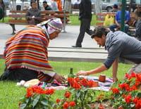 A table avec Ishaï : Lima