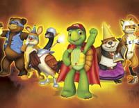 Franklin et ses amis : Franklin et le dragon des neiges