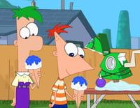 Phineas et Ferb : Les studios Phineas et Ferb. - Vive Doofania !